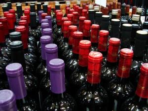 Viele Flaschen